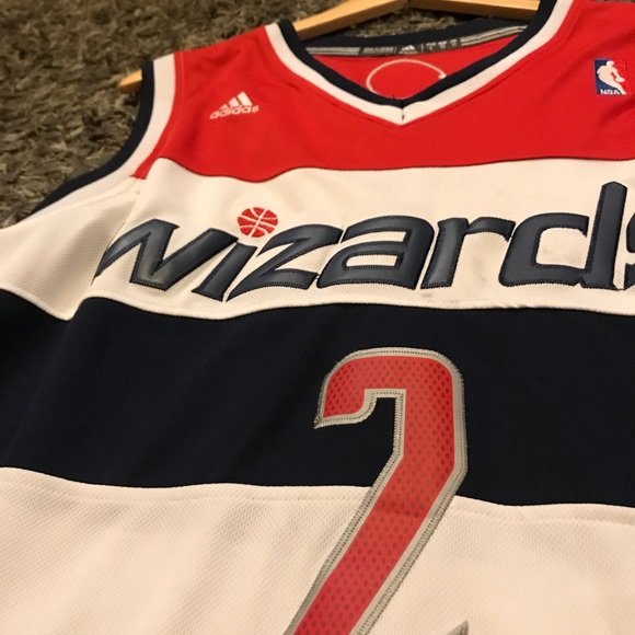1960b974842 ... stitched breathable shirt from fansedge 88450 31252  where can i buy  adidas washington wizards john wall jersey 83e91 3fed4